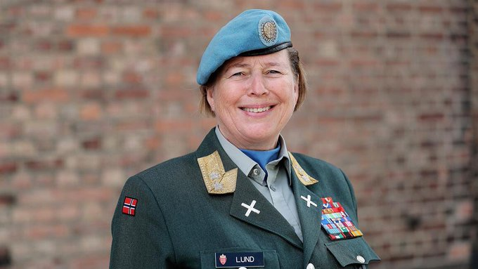 Nữ tổng tư lệnh đầu tiên của Phái bộ gìn giữ hòa bình  - Ảnh 3.