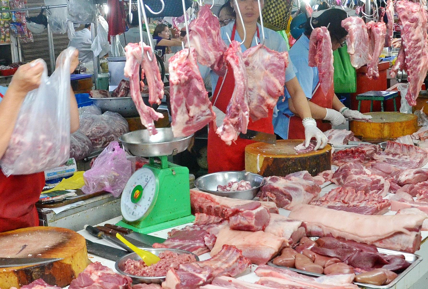 Thịt lợn đang cao ở mức kỷ lục 200.000 đồng/kg - Ảnh 3.