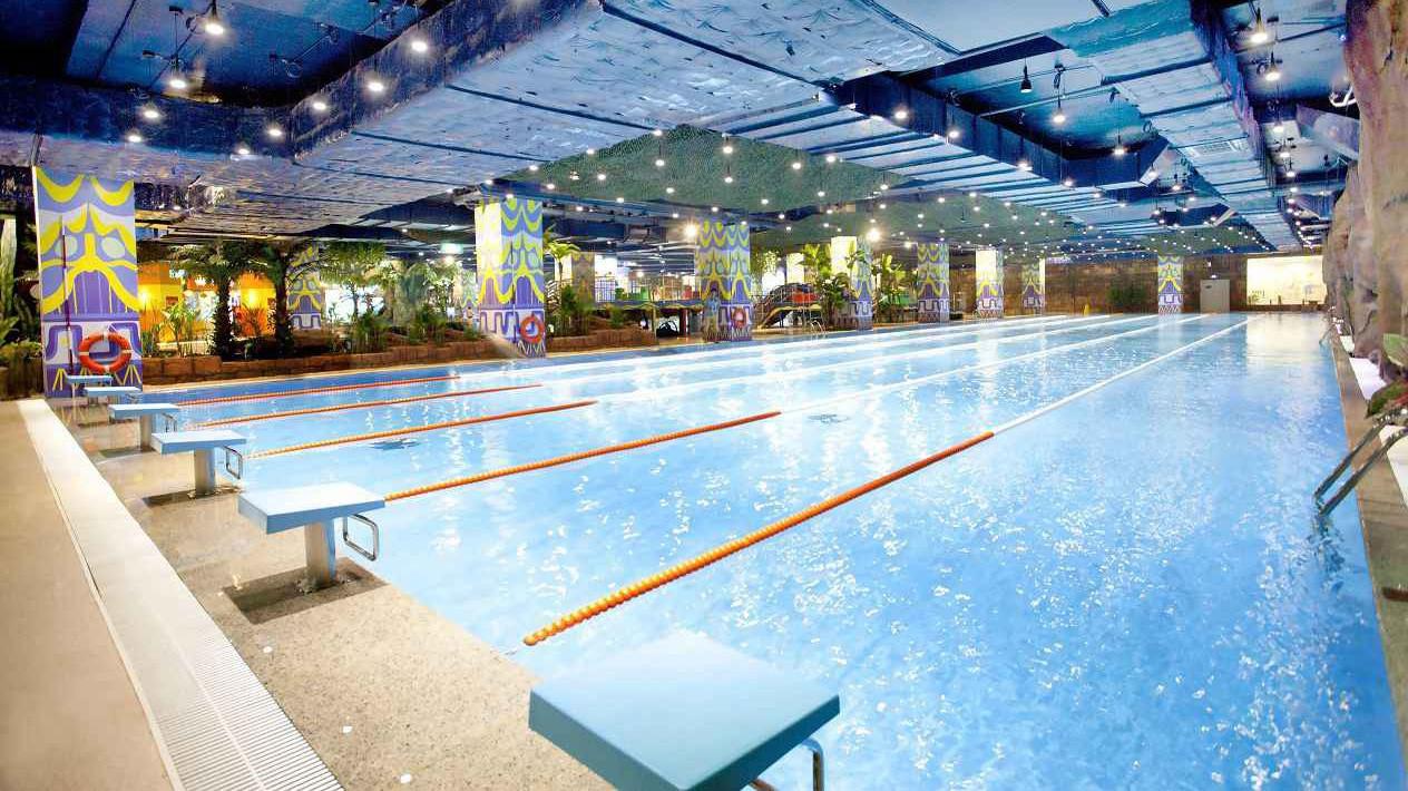 Cập nhật giá vé thời điểm hiện tại của các bể bơi ở Hà Nội theo quận giúp chị em dẫn cả gia đình tới giải nhiệt ngày hè khỏi lăn tăn - Ảnh 2.