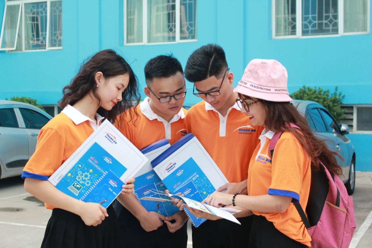 7 lý do thu hút thí sinh nộp hồ sơ xét tuyển vào trường Đại học Thành Đô - Ảnh 2.