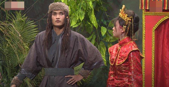 Làm Lâm Vỹ Dạ điêu đứng, cô gái hot nhất nhì làng streamer xuất sắc đoạt cúp Ơn Giời - Ảnh 4.