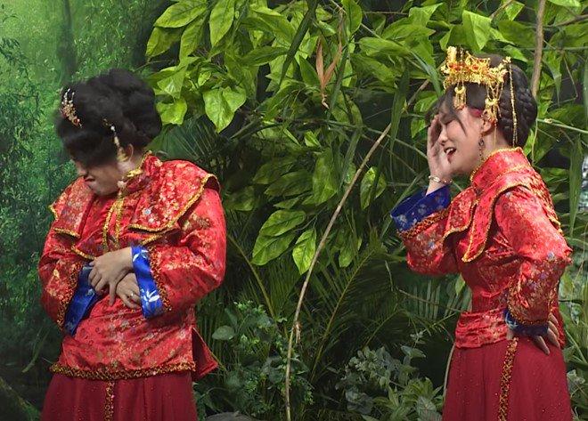 Làm Lâm Vỹ Dạ điêu đứng, cô gái hot nhất nhì làng streamer xuất sắc đoạt cúp Ơn Giời - Ảnh 7.