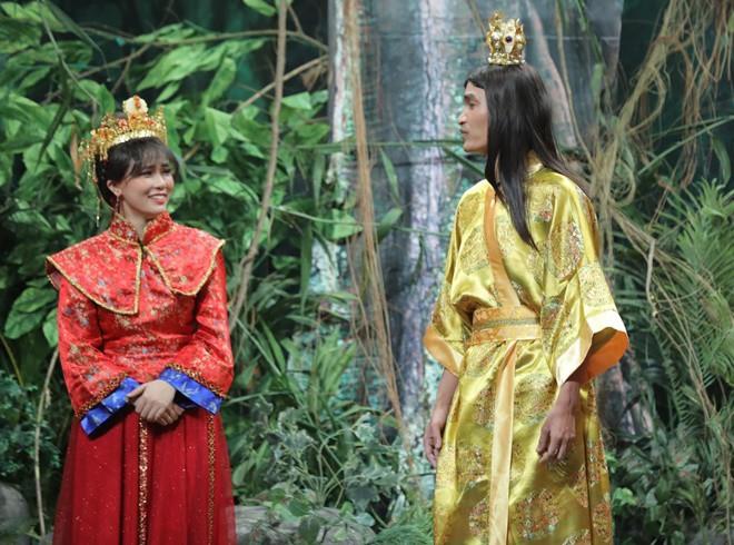 Làm Lâm Vỹ Dạ điêu đứng, cô gái hot nhất nhì làng streamer xuất sắc đoạt cúp Ơn Giời - Ảnh 8.