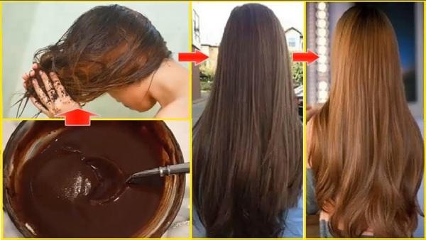 Màu tóc đẹp lại không xơ rối, nhuộm tóc bằng cà phê cho bạn mái tóc đẹp hơn đi tiệm - Ảnh 3.