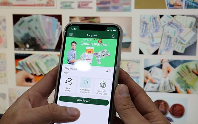 Ngân hàng nhà nước sắp mở app cho vay hợp pháp  - Ảnh 1.