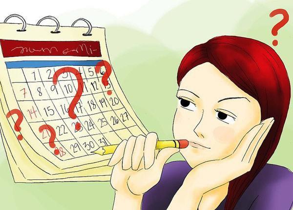 Tránh thai tự nhiên bằng cách tính ngày an toàn - Ảnh 3.