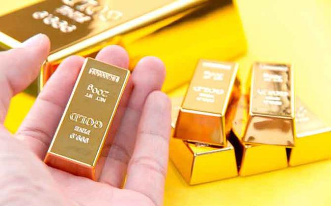 Lao dốc theo đà giảm thế giới, vàng trong nước cố thủ ngưỡng 49 triệu đồng/lượng - Ảnh 1.