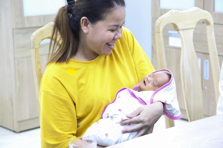 76 ngày giành giật sự sống cho bé sinh non ở tuần 26, nặng 600g - Ảnh 3.