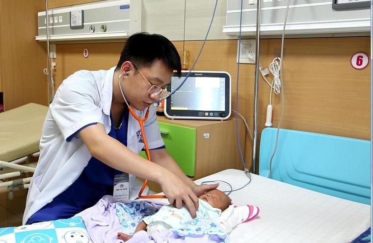 76 ngày giành giật sự sống cho bé sinh non ở tuần 26, nặng 600g - Ảnh 5.