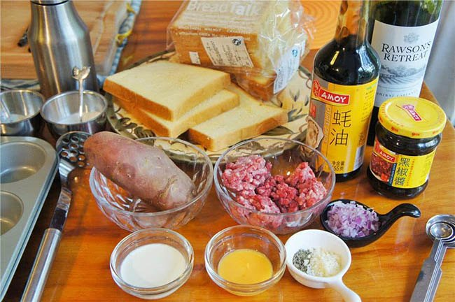 Biến tấu bánh mì gối thành món ăn lạ miệng - Ảnh 1.