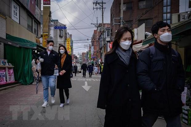 Hàn Quốc ghi nhận thêm nhiều trường hợp lây nhiễm Covid-19 hàng loạt gần Seoul - Ảnh 1.
