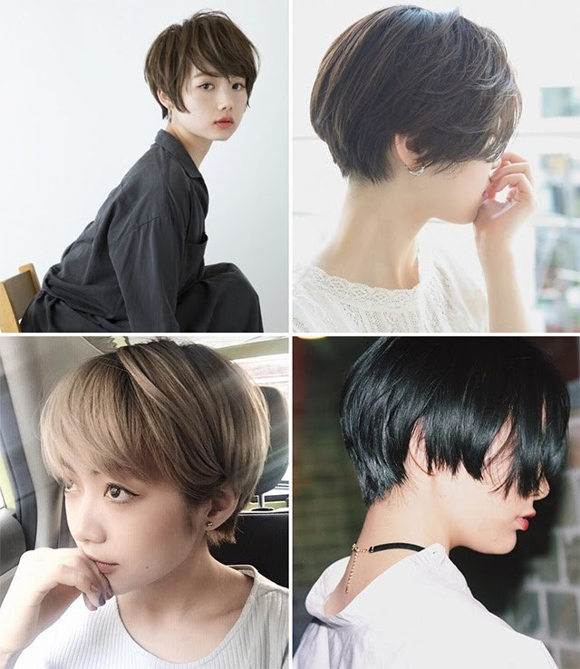 15 kiểu tóc tém đẹp nhất năm 2020 cho nữ phù hợp với mọi khuôn mặt - Ảnh 5.