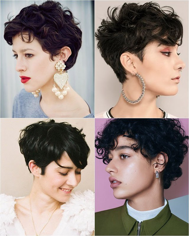 15 kiểu tóc tém đẹp nhất năm 2020 cho nữ phù hợp với mọi khuôn mặt - Ảnh 6.