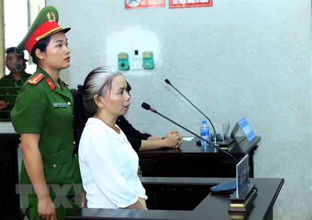 Giữ nguyên 6 án tử hình trong vụ sát hại nữ sinh giao gà tại Điện Biên - Ảnh 2.
