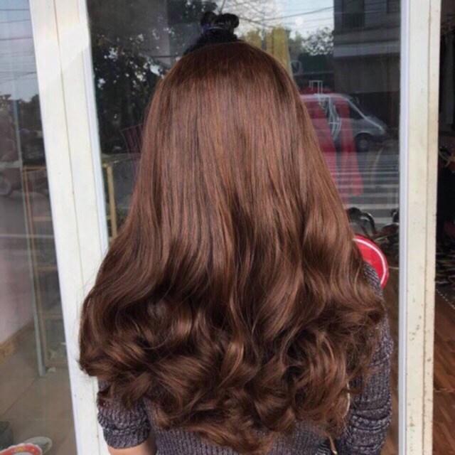 25 kiểu tóc uốn đuôi đẹp trẻ trung dẫn đầu xu hướng năm 2020 - Ảnh 13.