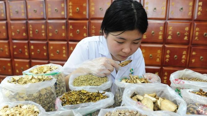 Trung Quốc đẩy mạnh điều trị Covid-19 bằng đông y - Ảnh 1.