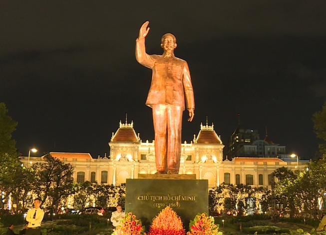 Hướng tới kỷ niệm 44 năm ngày Thành phố mang tên Chủ tịch Hồ Chí Minh - Ảnh 1.