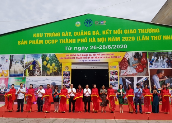 275 sản phẩm OCOP được thành phố Hà Nội công nhận  - Ảnh 3.