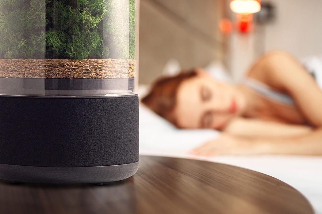 """Chỉ bằng ấm nước, máy lọc không khí sạch tương đương 3.000 cây xanh còn điều khiển bằng giọng nói cực """"sịn xò""""  - Ảnh 8."""