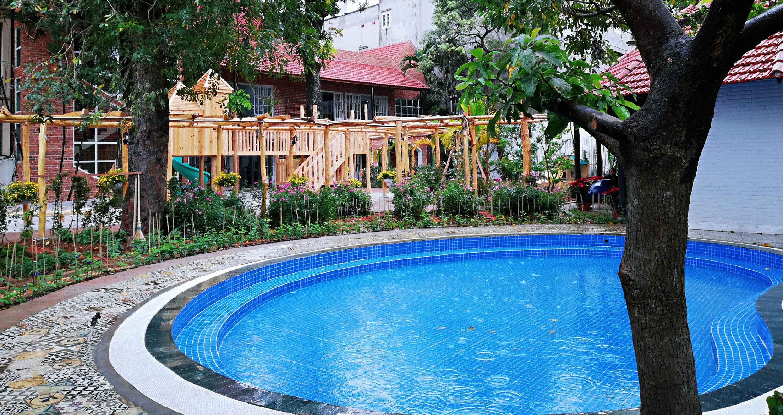 """Review những trường mầm non nổi tiếng theo hệ Montessori tại Hà Nội dành cho bố mẹ đang chuẩn bị cho con """"đi bộ đội"""" hè năm nay - Ảnh 2."""