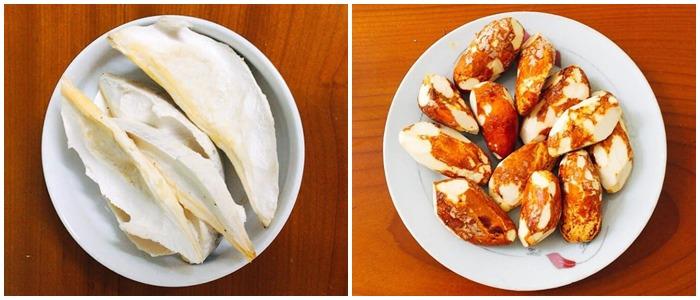 Học 8X ăn sầu riêng triệt để, hạt và vỏ không vứt bỏ mà chế biến thành nhiều món ngon - Ảnh 3.