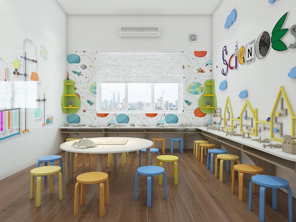 """Review những trường mầm non nổi tiếng theo hệ Montessori tại Hà Nội dành cho bố mẹ đang chuẩn bị cho con """"đi bộ đội"""" hè năm nay - Ảnh 4."""