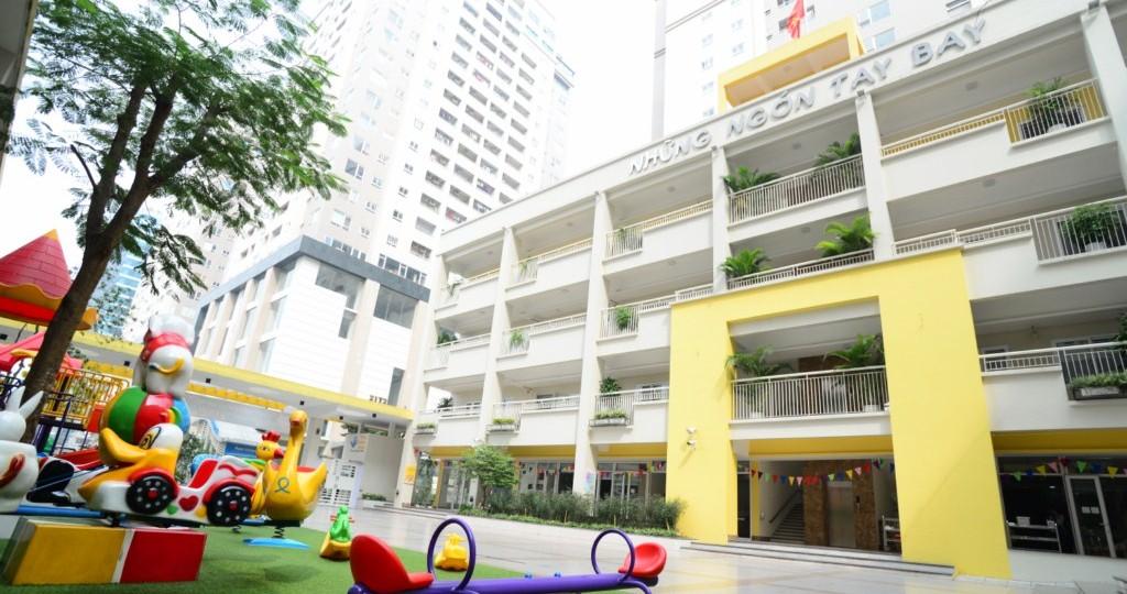 """Review 4 trường mầm non xịn xò tại Hà Nội áp dụng phương pháp Montessori, dành cho bố mẹ đang chuẩn bị cho con """"đi bộ đội""""  - Ảnh 8."""