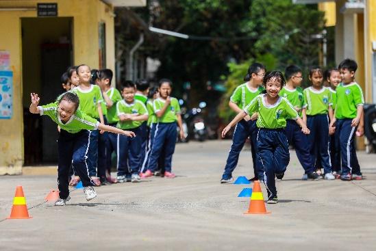 Thêm nhiều niềm vui đến lớp cho trẻ với giờ uống sữa học đường - Ảnh 5.