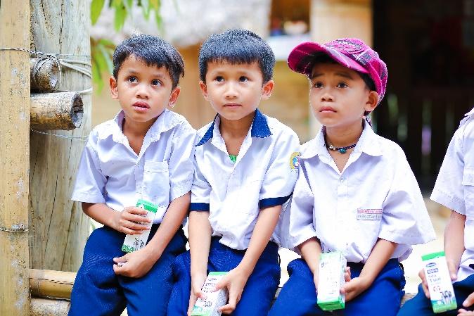 Thêm nhiều niềm vui đến lớp cho trẻ với giờ uống sữa học đường - Ảnh 8.
