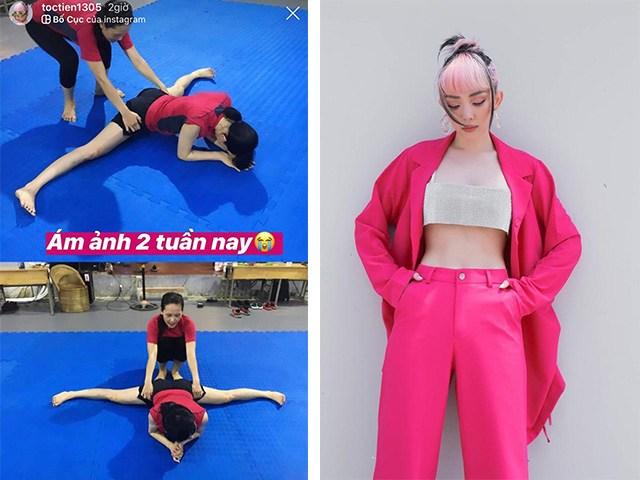Không tự nhiên mà đẹp: Sao Việt khóc ròng vì tập gym để có được thân hình mơ ước - Ảnh 2.