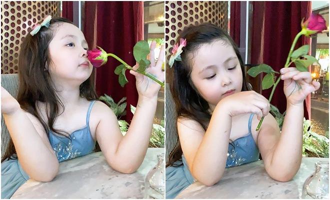 Lâu lắm Elly Trần mới khoe hình con gái, ai ngờ Cadie Mộc Trà đã điệu như nàng thơ - Ảnh 6.