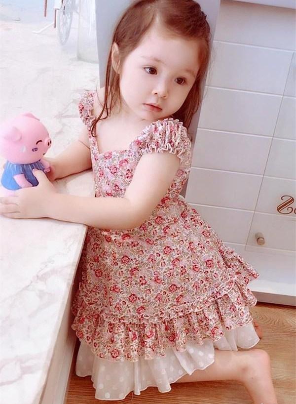 Lâu lắm Elly Trần mới khoe hình con gái, ai ngờ Cadie Mộc Trà đã điệu như nàng thơ - Ảnh 18.