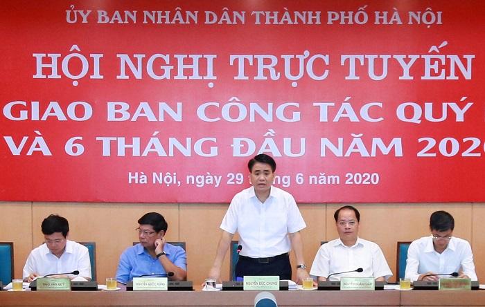 """Chủ tịch Hà Nội: """"Dân chậm đóng tiền cũng không được cắt điện, nước"""" - Ảnh 1."""