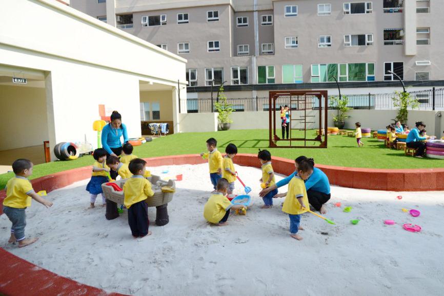 """Review 4 trường mầm non xịn xò tại Hà Nội áp dụng phương pháp Montessori, dành cho bố mẹ đang chuẩn bị cho con """"đi bộ đội""""  - Ảnh 10."""