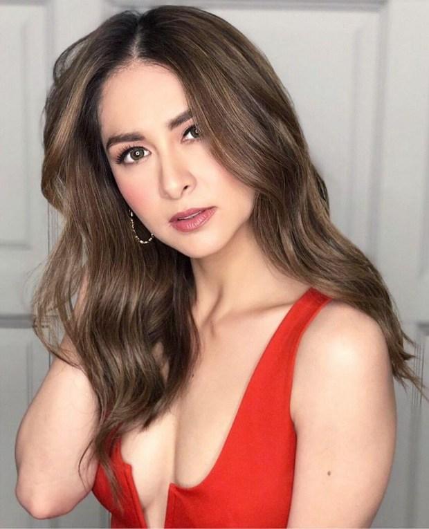 Hết thời phát phì sau sinh, mỹ nhân đẹp nhất Philippines tự tin diện bratop khoe cơ bụng săn chắc - Ảnh 2.
