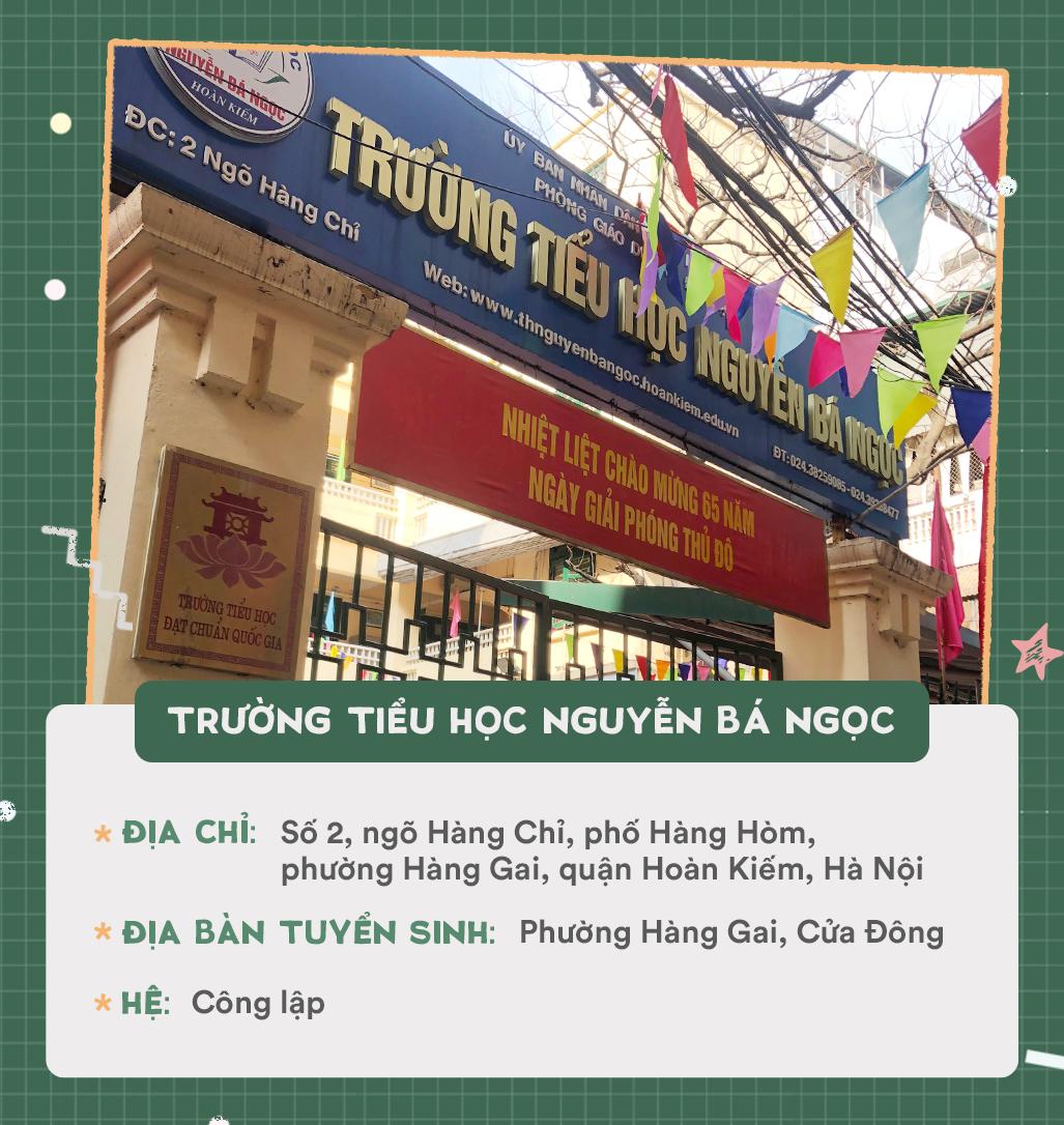 Danh sách 13 trường tiểu học quận Hoàn Kiếm - Ảnh 4.
