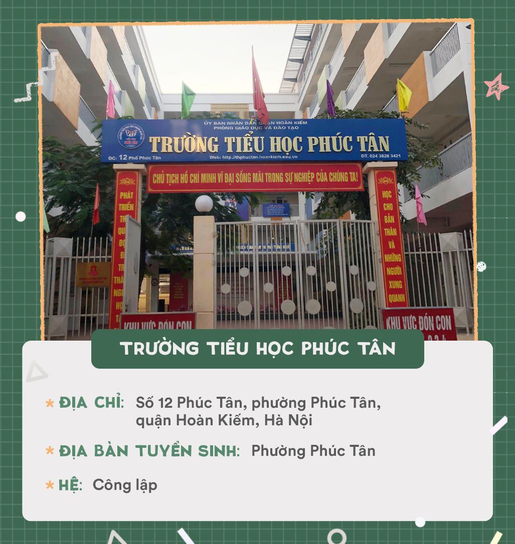 Danh sách 13 trường tiểu học quận Hoàn Kiếm - Ảnh 7.