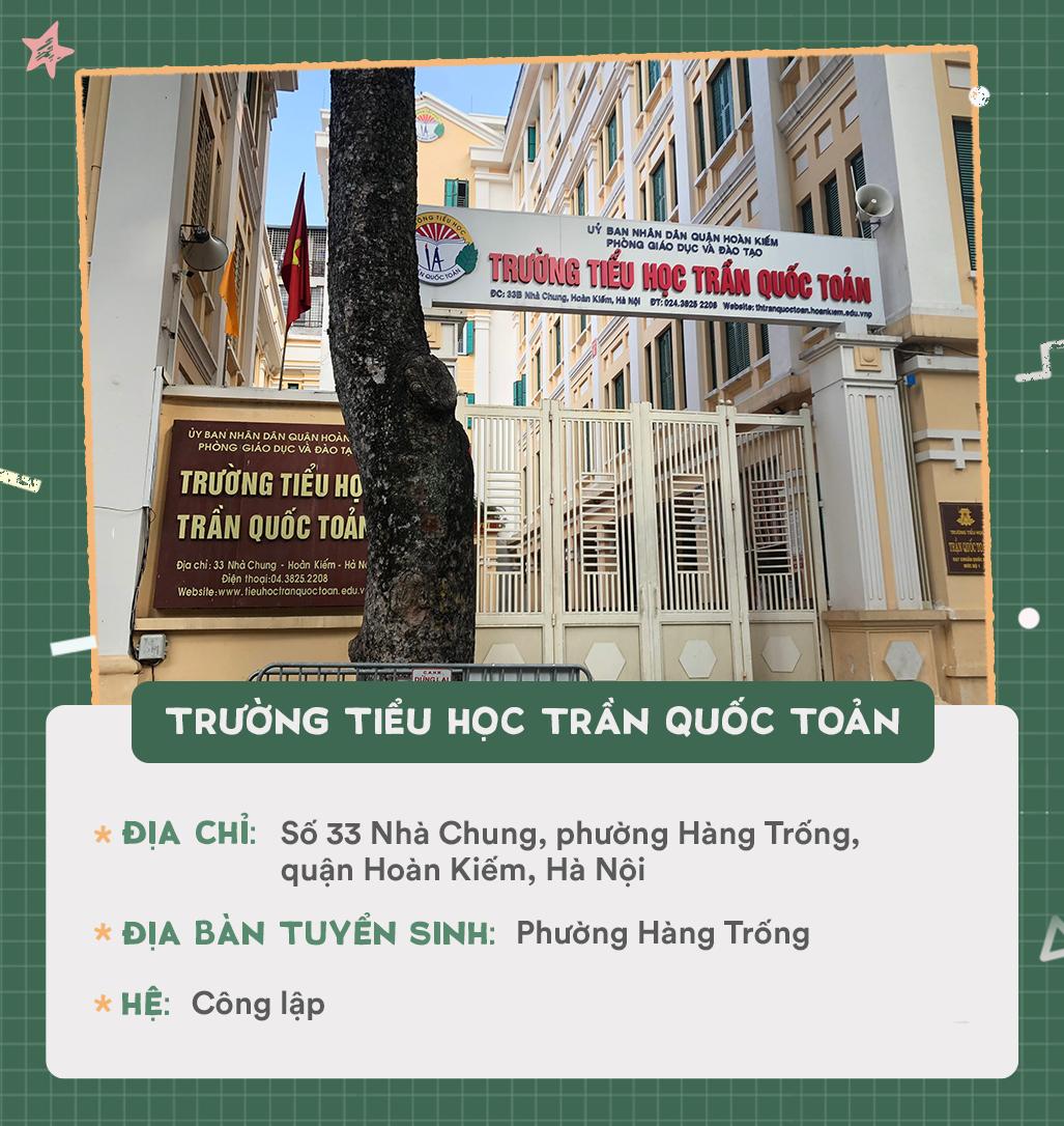 Danh sách 13 trường tiểu học quận Hoàn Kiếm - Ảnh 8.
