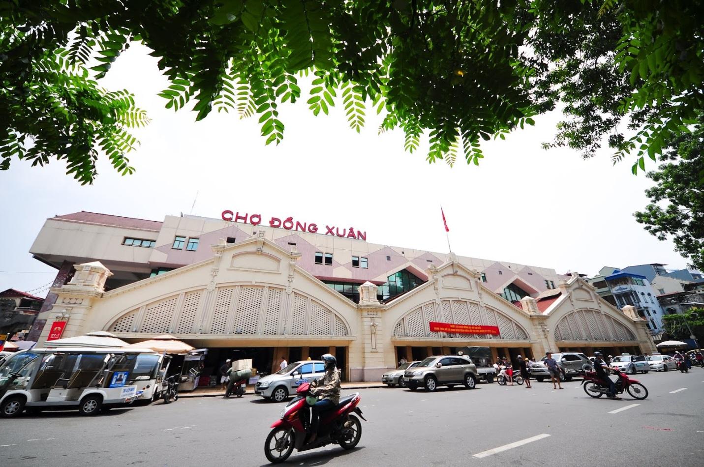 Khám phá những khu chợ đầu mối lớn nhất Việt Nam - Ảnh 2.