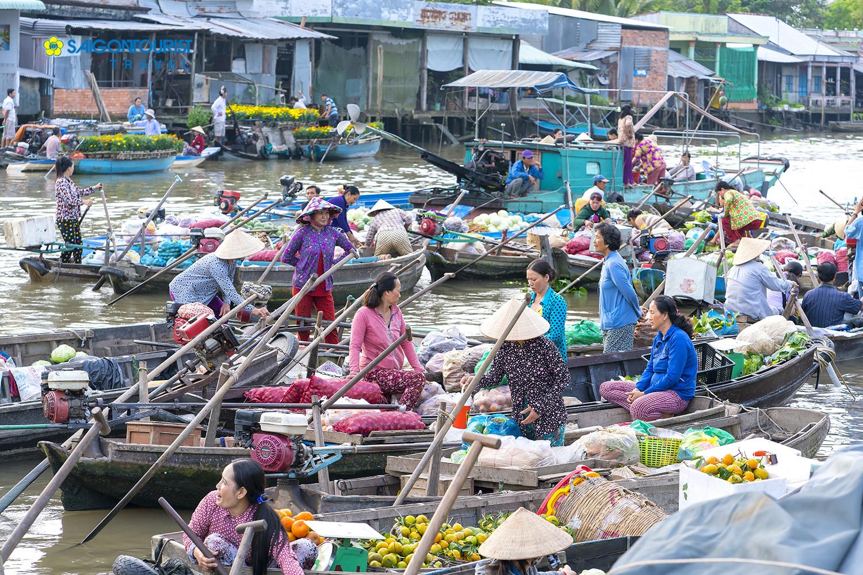 Khám phá những khu chợ đầu mối lớn nhất Việt Nam - Ảnh 11.
