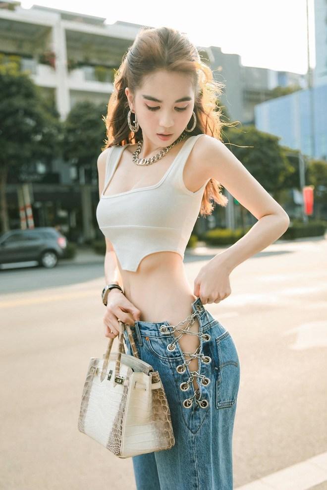 """Gọi tên những kiểu quần """"khó đỡ"""" nhất của sao Việt: Ai cũng bị chê trừ 1 người duy nhất - Ảnh 4."""