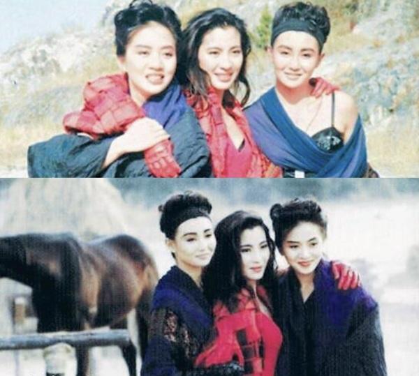 3 chị đại Hong Kong trong 1 khung hình: Người ra đi, kẻ hết thời, riêng đả nữ hạnh phúc - Ảnh 4.