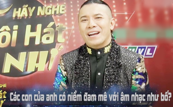 Kasim Hoàng Vũ cho biết con trai lớn đã 9 tuổi, 2 nhóc đều mê game không thích hát hò - Ảnh 4.