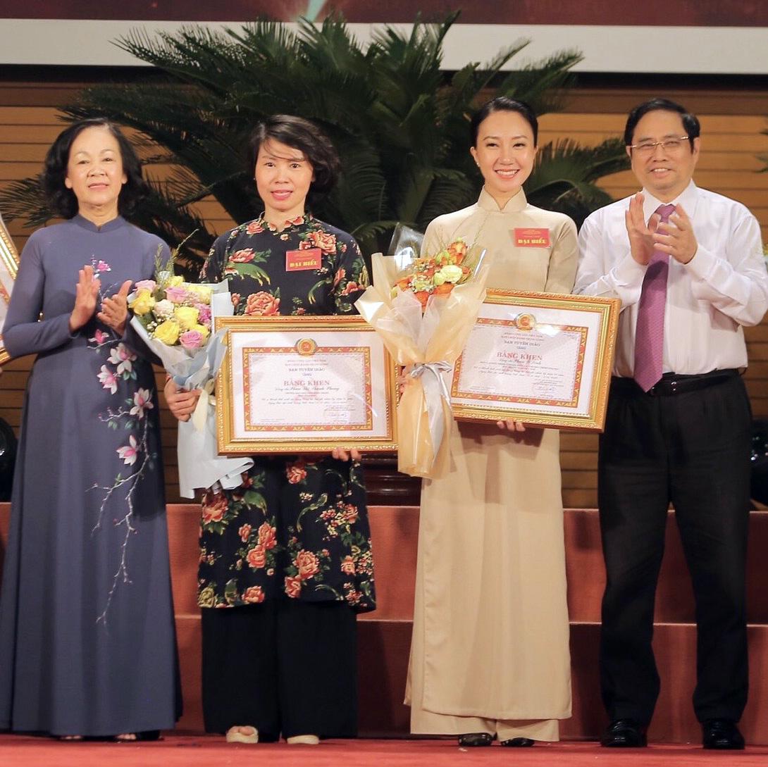 """Phan Ý Linh: """"Học sinh cá biệt"""" thành Nhà sản xuất phim tài liệu giành nhiều Giải thưởng Quốc tế - Ảnh 1."""