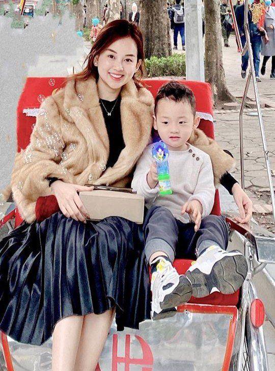 Khoe con trai biết làm việc nhà, Ly Kute tiết lộ chuyện nuôi dạy con cực khéo - Ảnh 5.