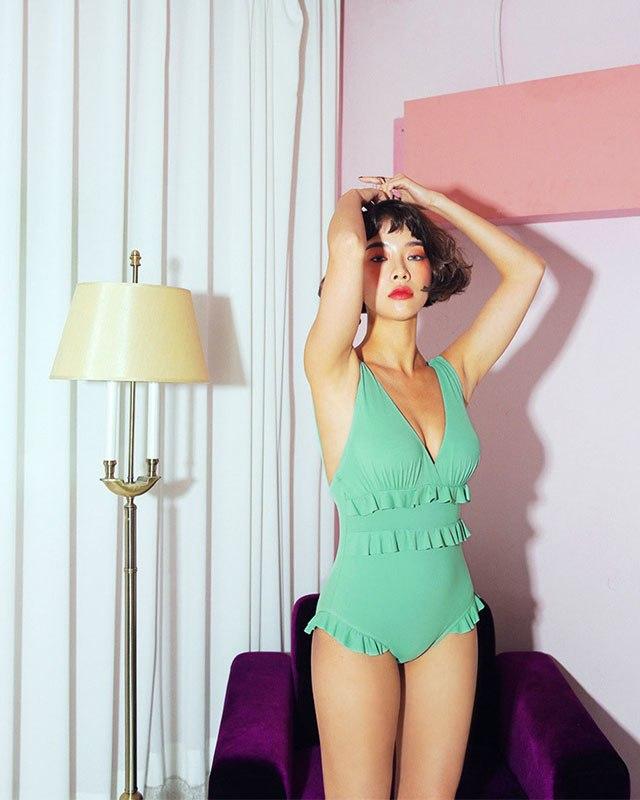 5 cách phối bikini giúp mẹ bỉm sữa tự tin thả dáng - Ảnh 11.