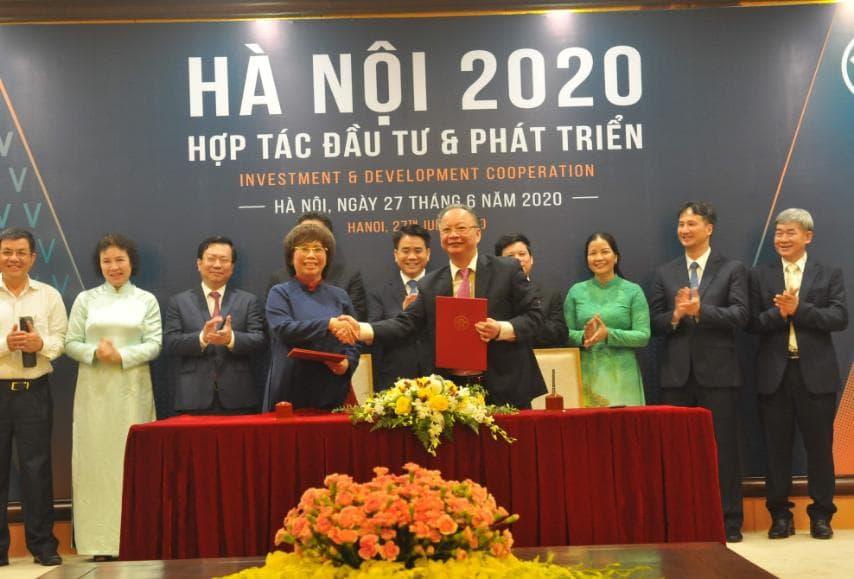 Tập đoàn TH chuẩn bị xây dựng Khu nông nghiệp công nghệ cao tại Hà Nội - Ảnh 1.