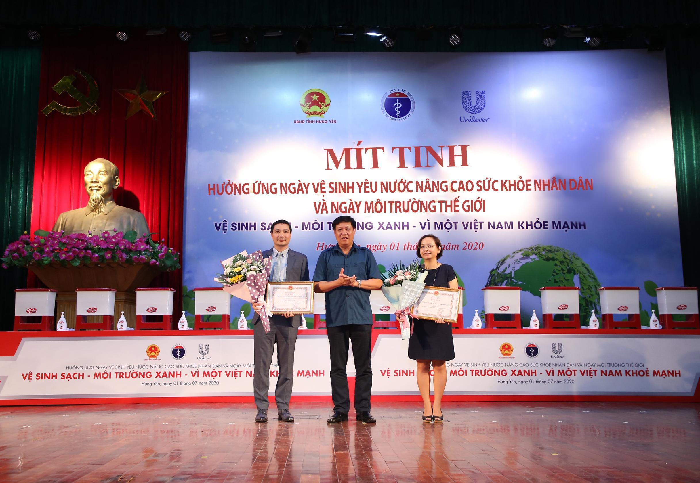 """Unilever nỗ lực trên hành trình """"Vì một Việt Nam khỏe mạnh"""" - Ảnh 2."""