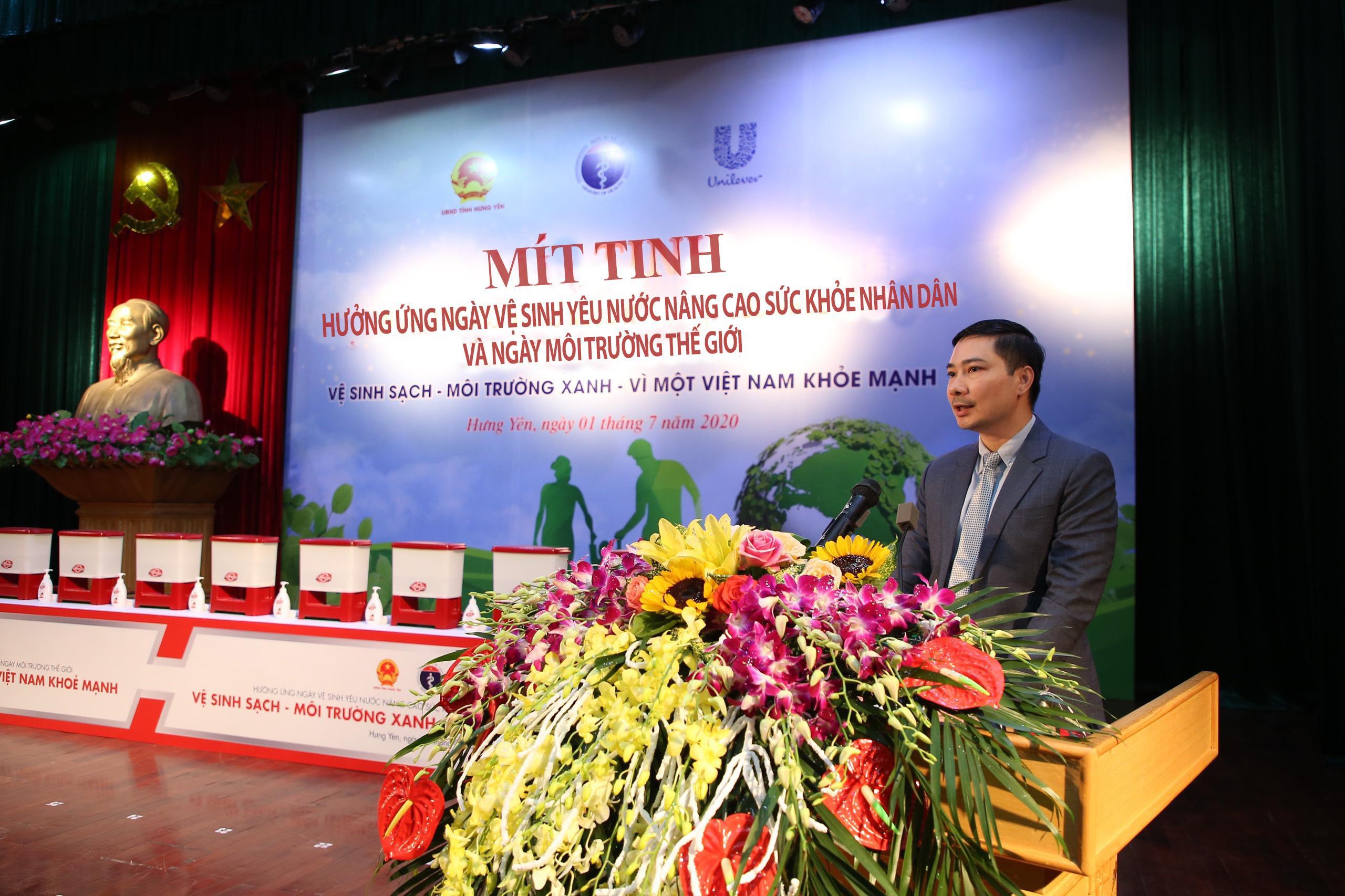 """Unilever nỗ lực trên hành trình """"Vì một Việt Nam khỏe mạnh"""" - Ảnh 3."""