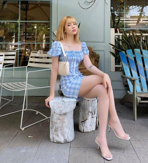 Luôn mặc đẹp đã đành, các mỹ nhân Vbiz còn rất khéo trong khoản chọn giày dép giúp tôn dáng - Ảnh 6.